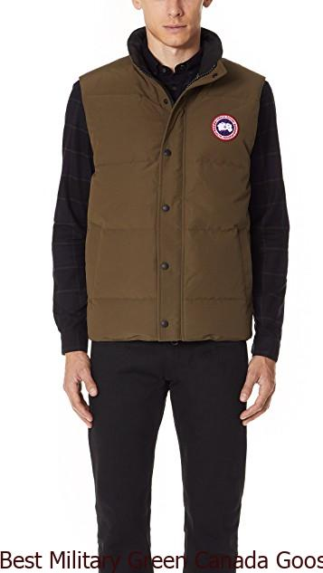 Best Military Green Canada Goose Garson Vest Canada Goose Black Friday 80 Off 1585994209 Canada Goose Outlet Cheap Canada Goose Uk Jackets Sale 65 Off